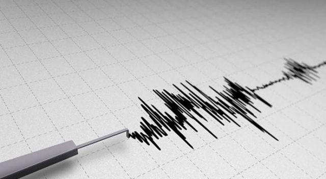 Hakkari'de 3.4 büyüklüğünde deprem   SON DEPREMLER