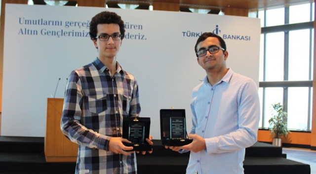 İş Bankası 'Altın Gençler'i ödüllendirdi