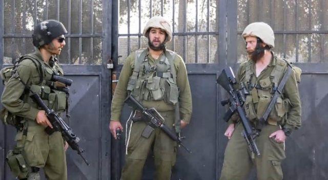 İşgalci İsrail askerleri 40 Filistinliyi gözaltına aldı