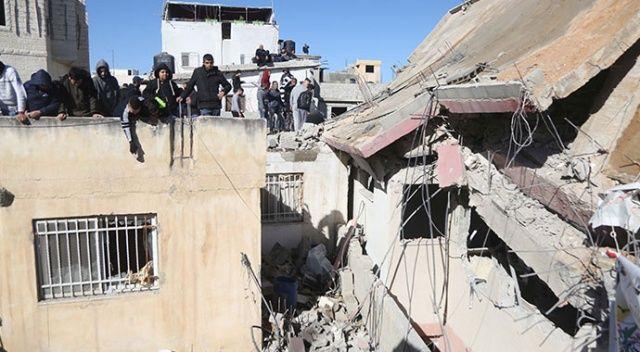 İsrail acılı annenin evini yıktı