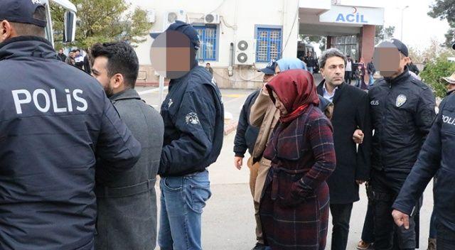 İzmir'de FETÖ soruşturması: 13 şüpheliye gözaltı kararı