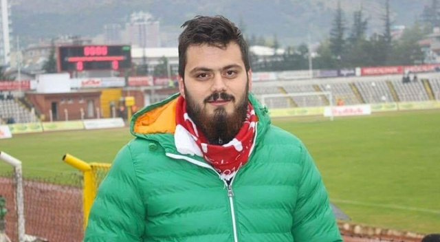 Kalp krizi geçiren taraftar gurubu lideri Emre Şenol hayatını kaybetti
