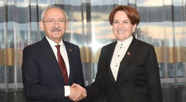Kılıçdaroğlu ile Akşener görüşecek
