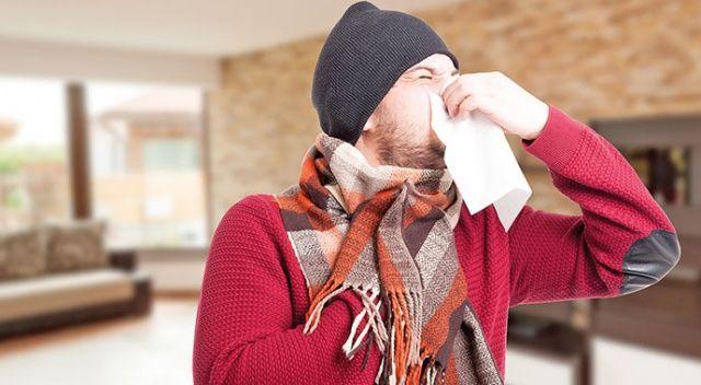Kışın alerji olmaz demeyin