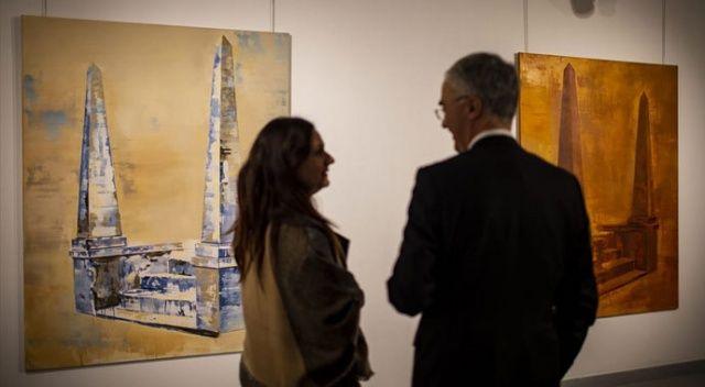 Macar ressamlar Türkiye'de buluştu