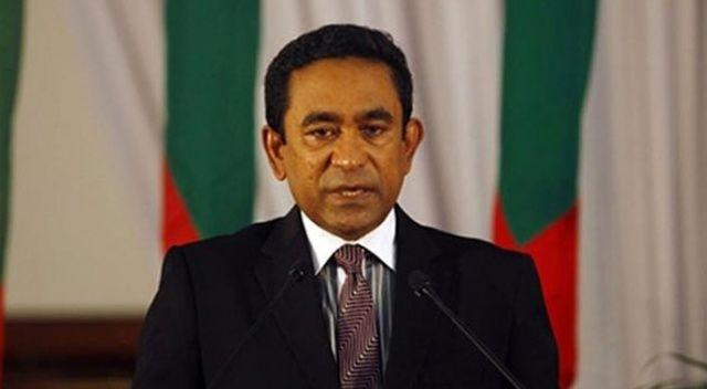Maldivler'de eski devlet başkanı ifade verdi