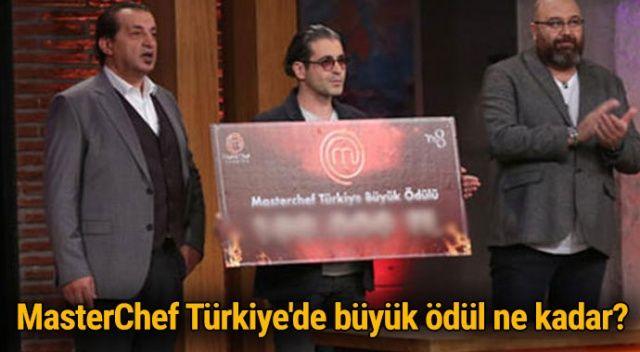 MasterChef Türkiye'de Büyük Ödül ne kadar? MasterChef şampiyonu kaç para alacak? MasterChef 2018 şampiyonun ödülü ne?