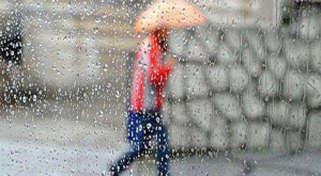 Mersin'de sağanak yağış bekleniyor, okullar yarın tatil edildi