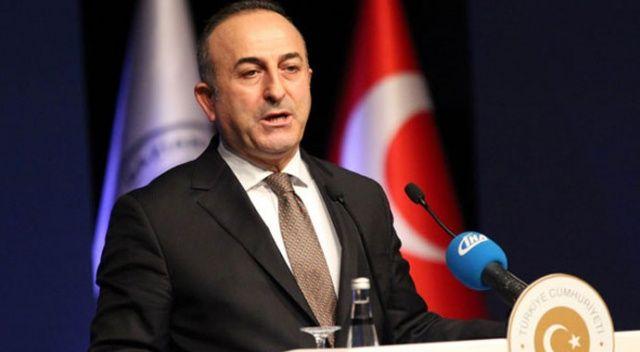 Mevlüt Çavuşoğlu: Türkiye terörle mücadele savaşının en ön safında yer alıyor