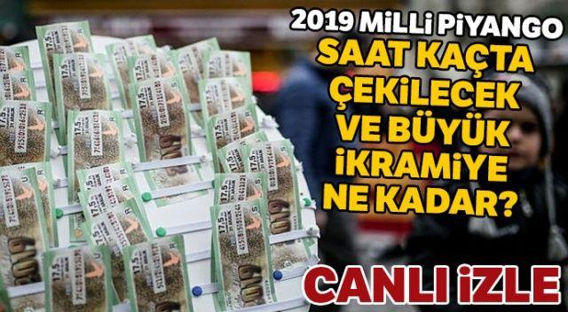 Milli Piyango büyük ikramiye kime çıktı? 70 milyon lira hangi ile çıktı, NE KADAR? (bilet sorgula 2019)