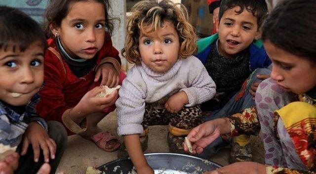 Musul'daki iç göçmenlerin çilesi dinmiyor
