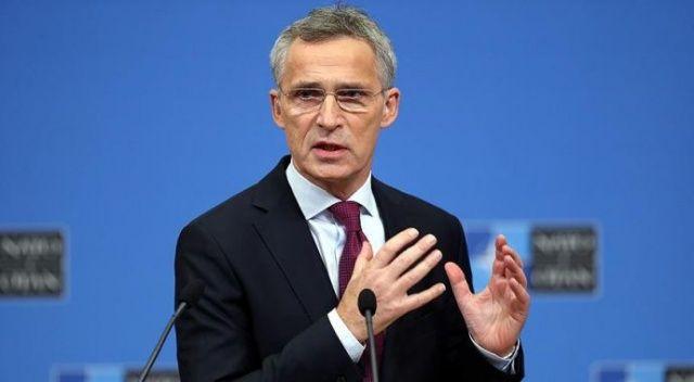 NATO Genel Sekreteri Stoltenberg: Taliban artık müzakere masasına oturmalı