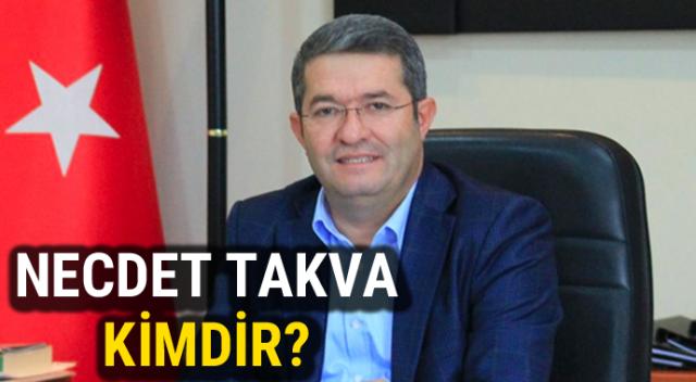 Necdet Takva Kimdir? / AK Parti Van Belediye Başkan Adayı Necdet Takva biyografi