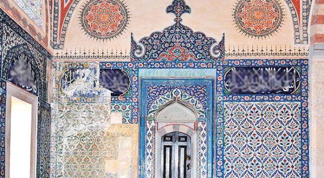 O mozaikler Hermitage'da mı?