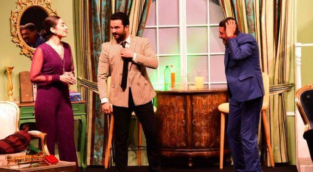 Onur Şan sahneden tiyatroya geçiş yaptı
