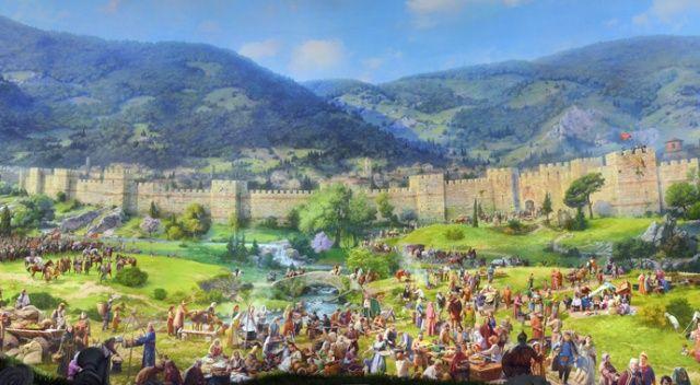 Panorama 1326 Bursa ile Fetih gününe yolculuk