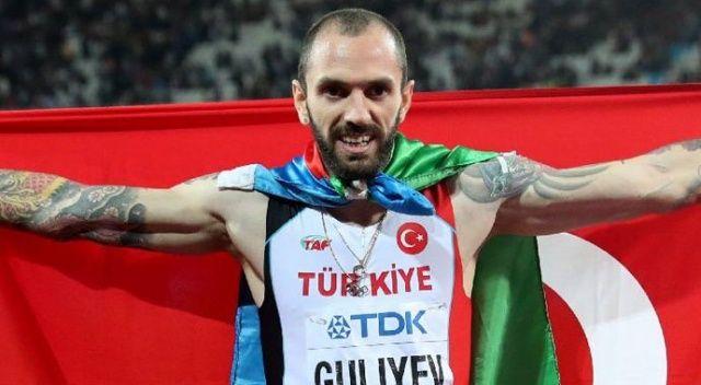Ramil Guliyev 'yılın atleti' seçildi