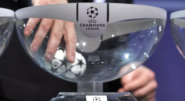 Şampiyonlar Liginde son 16 turu eşleşmeleri belli oldu