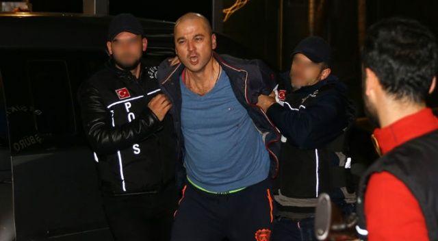 Serbest bırakılan Murat Özdemir tekrar gözaltına alındı! Özdemir adliyeye sevk edildi