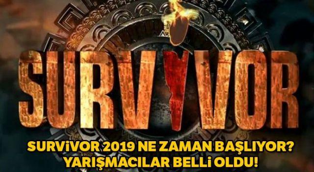 Survivor Ne Zaman Başlıyor? Survivor 2019 Yarışmacıları Kimler? Acun Ilıcalı İlk İsmi Açıkladı!