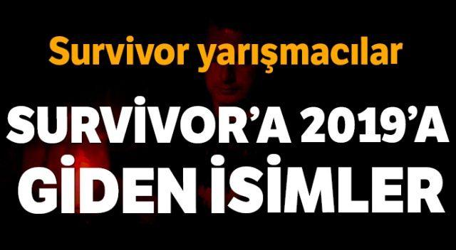 Survivor'a Giden İsimler Belli Oldu Mu? 2019 Survivor'a kim gidiyor, Survivor 2019 yarışmacıları | Masterchef Hakan Survivor'a gidiyor!