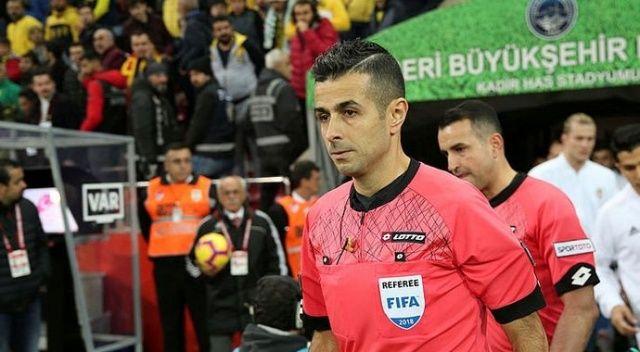 Trabzonspor'dan Mete Kalkavan tepkisi