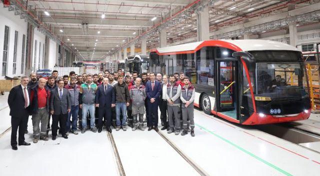 Türk malı metrolar Bangkok'u taşıyacak