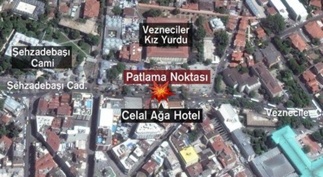 Vezneciler saldırısı için terörist Murat Karayılan dahil 12 kişi için kırmızı bülten