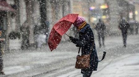 Son dakika... Meteorolojiden İstanbul'a kar yağışı uyarısı