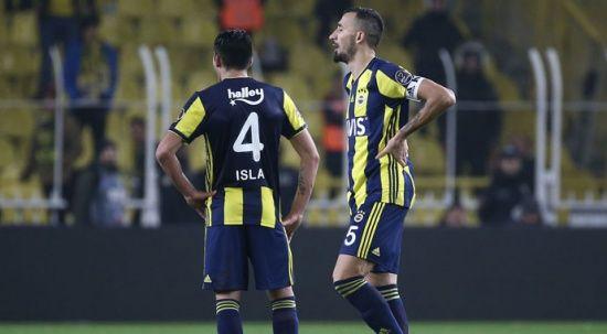 Fenerbahçe 'kötü' rekorlarına devam ediyor