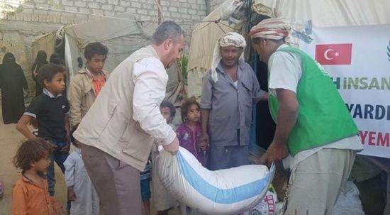 İHH Yardım Ekipleri Yemen'de