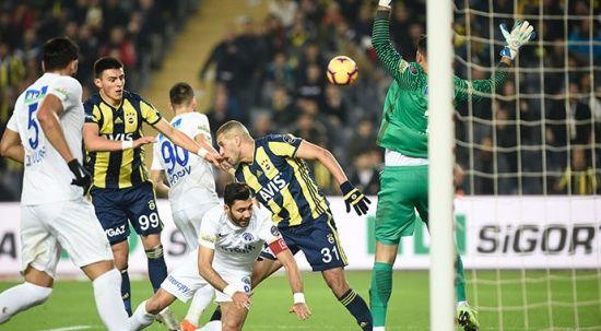 Özet İzle: Fenerbahçe 2-2 Kasımpaşa Maçı Özeti ve golleri izle, FB Kasımpaşa skoru geniş özeti VİDEO