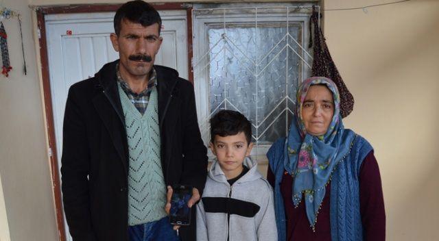 Adıyaman'da kaybolan çocuk İstanbul'da bulundu