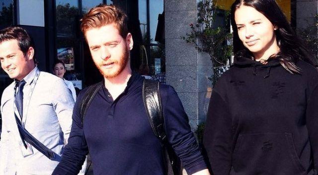 Adriana Lima ve Metin Hara çifti barıştı