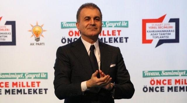 AK Parti Sözcüsü Çelik: 'DEAŞ'la mücadele bahane edilerek...'