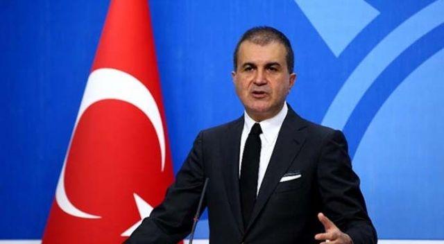 AK Parti Sözcüsü Ömer Çelik: Afrin harekatında Türkiye'nin haklı olduğu görüldü