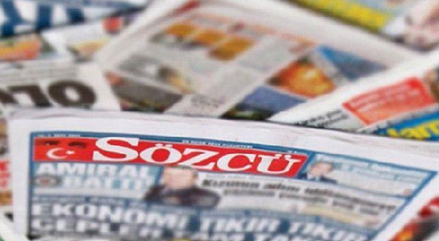AK Partili Özkaya: Sözcü FETÖ'cü  hainlerin yanında