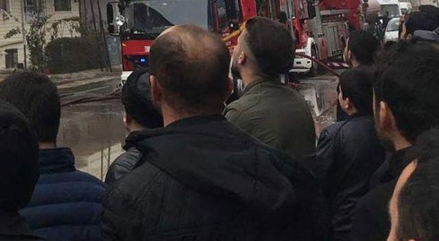 Ankara'da korku dolu anlar! Mahalle sakinleri fark edince...