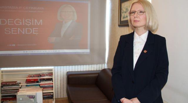 Antalya'da bir ilk: Bir Rus, belediye başkan adayı oldu