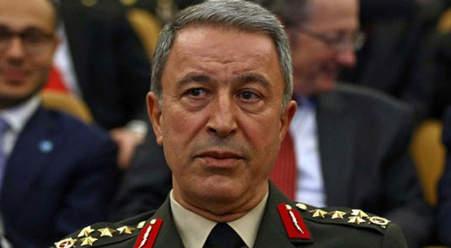 Bakan Hulusi Akar, sınırda komutanlar ve MİT Başkanı Fidan ile görüştü