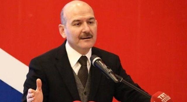 Bakan Soylu'dan 'sahte hesaplarla dolandırıcılık' uyarısı