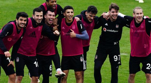 Beşiktaş, Antalya'da son idmanını yaptı