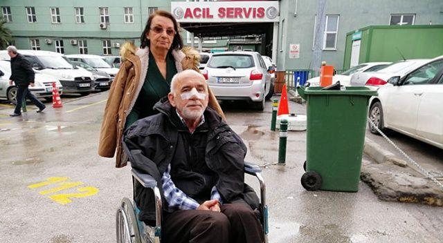 Bursa'da otobüste şoför dehşeti! Yaşlı kadına tokat attı, eşinin burnunu kırdı