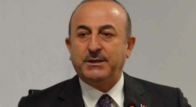 Çavuşoğlu: Irak'ı yeniden inşa edeceğiz