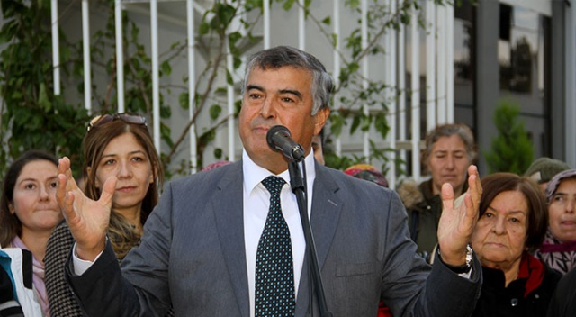CHP'li aday adayı 400 kişiyle birlikte istifa etti