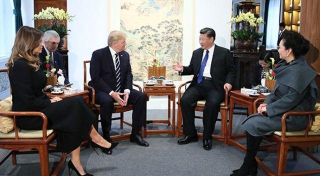 Çinli ve ABD'li yetkililer ticaret görüşmelerine başladı