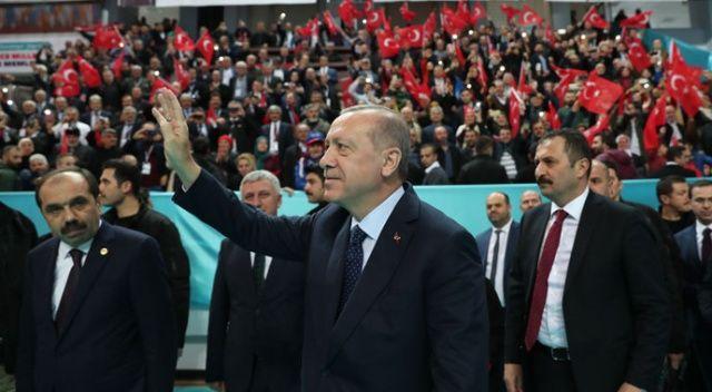 Cumhurbaşkanı Erdoğan, AK Parti Trabzon adaylarını açıkladı