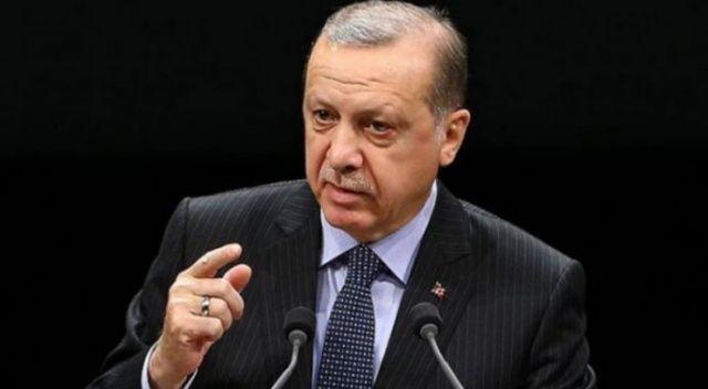 Cumhurbaşkanı Erdoğan'dan Bolton açıklaması