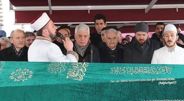 Cumhurbaşkanı Erdoğan'ın dayısının cenaze namazı kılındı