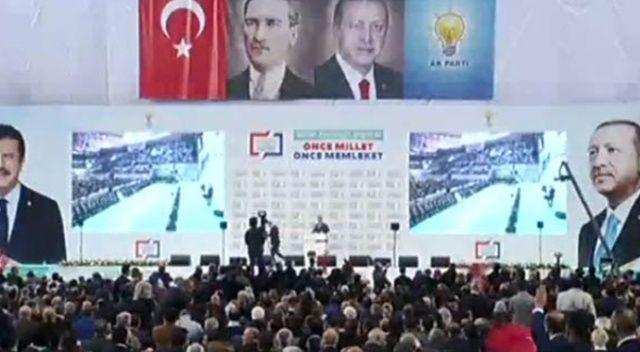Cumhurbaşkanı Erdoğan AK Parti İzmir adaylarını açıkladı